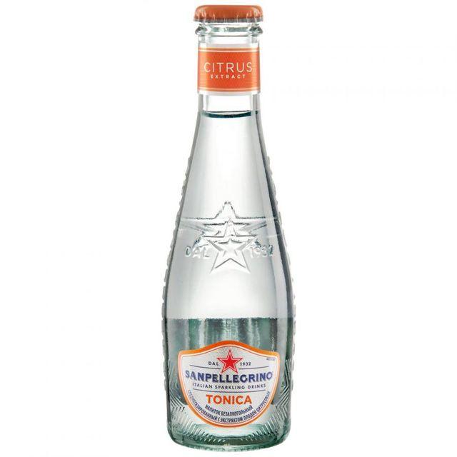 Напиток газированный Тоник со вкусом цитруса 0.2 л Sanpellegrino