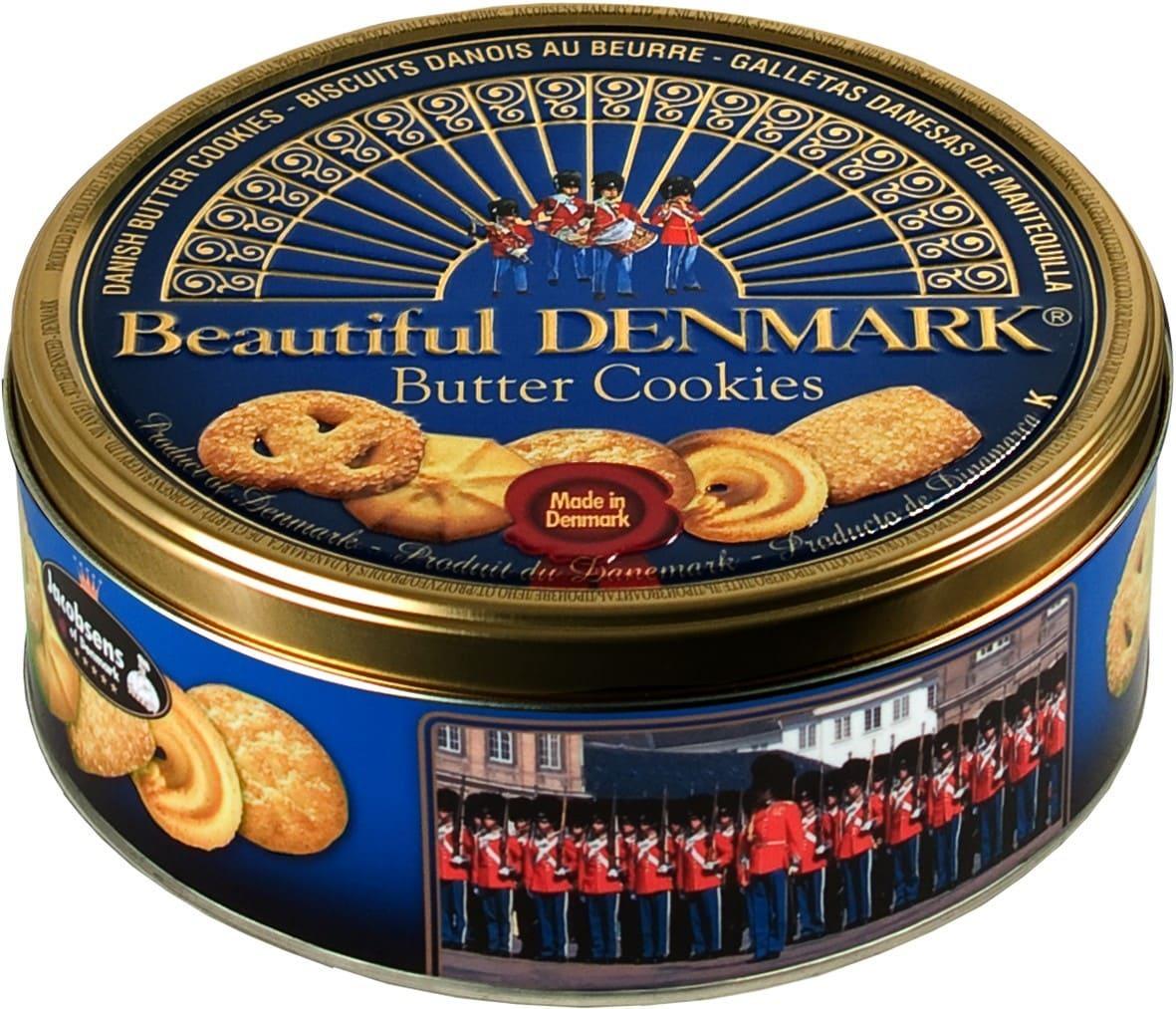 Печенье датское масляное Beautiful Denmark