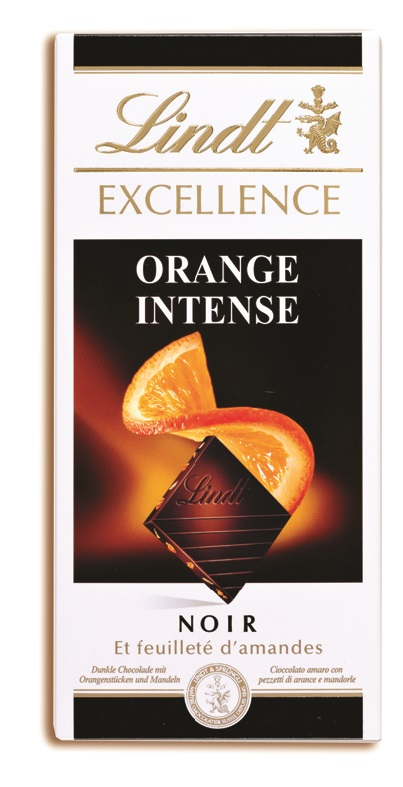 Шоколад Экселленс апельсин Lindt
