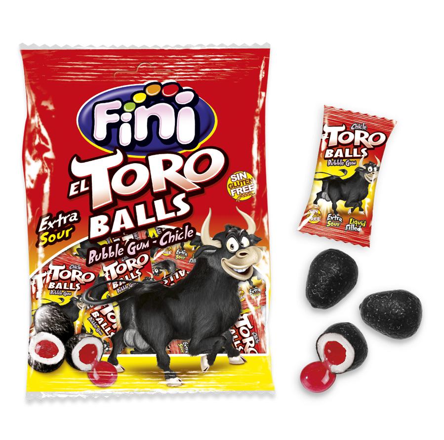 Жевательная резинка El Toro Fini