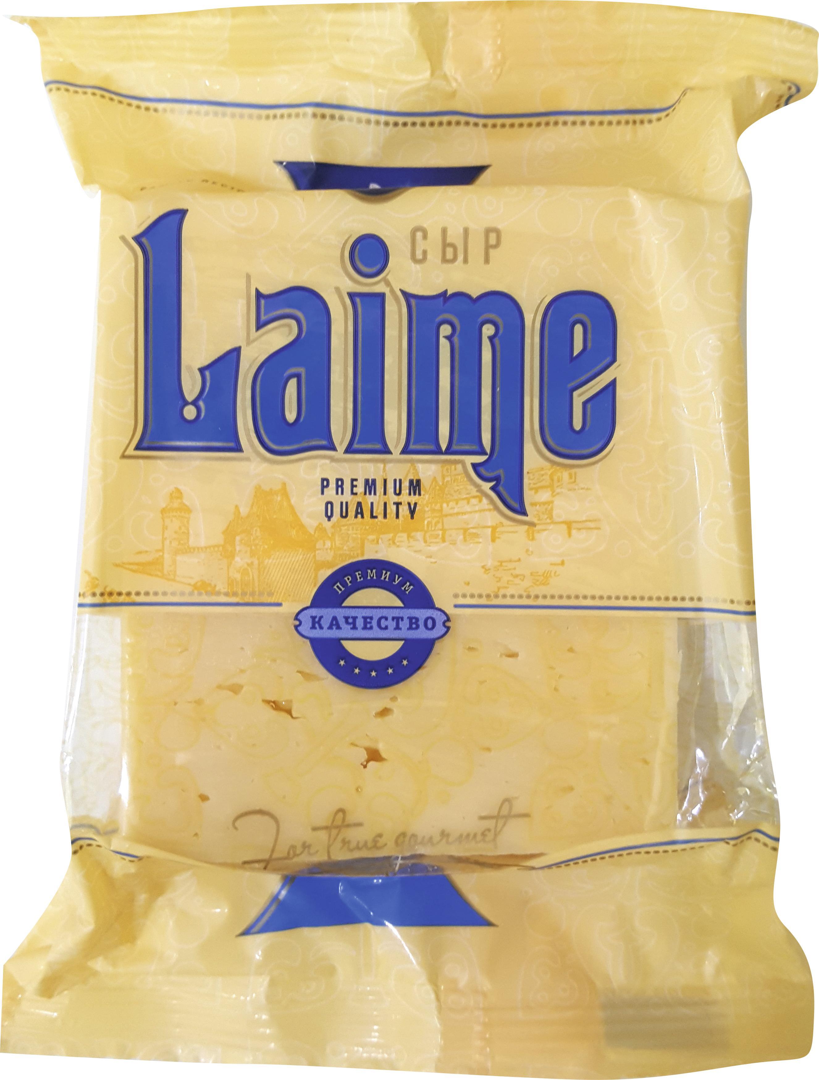 БЕЗ БРЭНДА БЗМЖ Сыр полутвердый Премиум 50% Laime сыр полутвердый schonfeld pepato с перцем горошком 50% кг