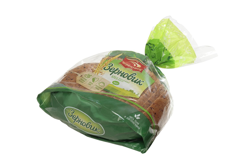 Черемушки Хлеб Зерновик нарезка