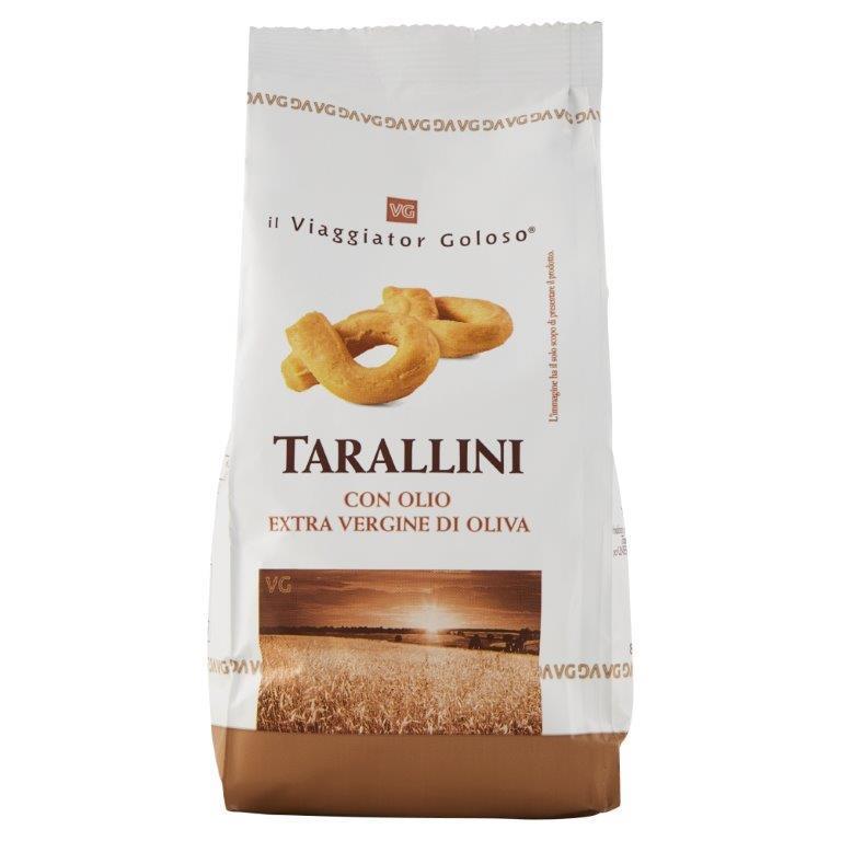 Тараллини с оливковым маслом extra vergine il Viaggiator Goloso