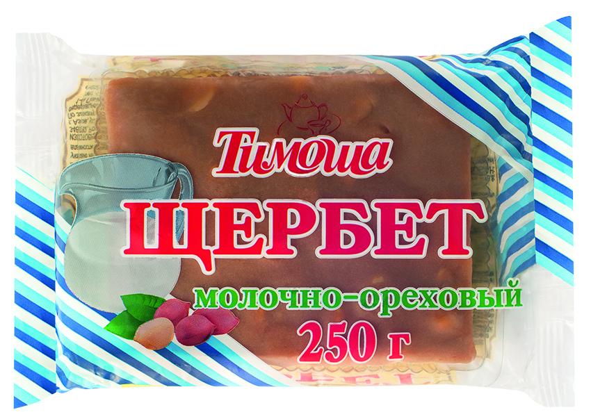 Щербет молочно-ореховый Тимоша
