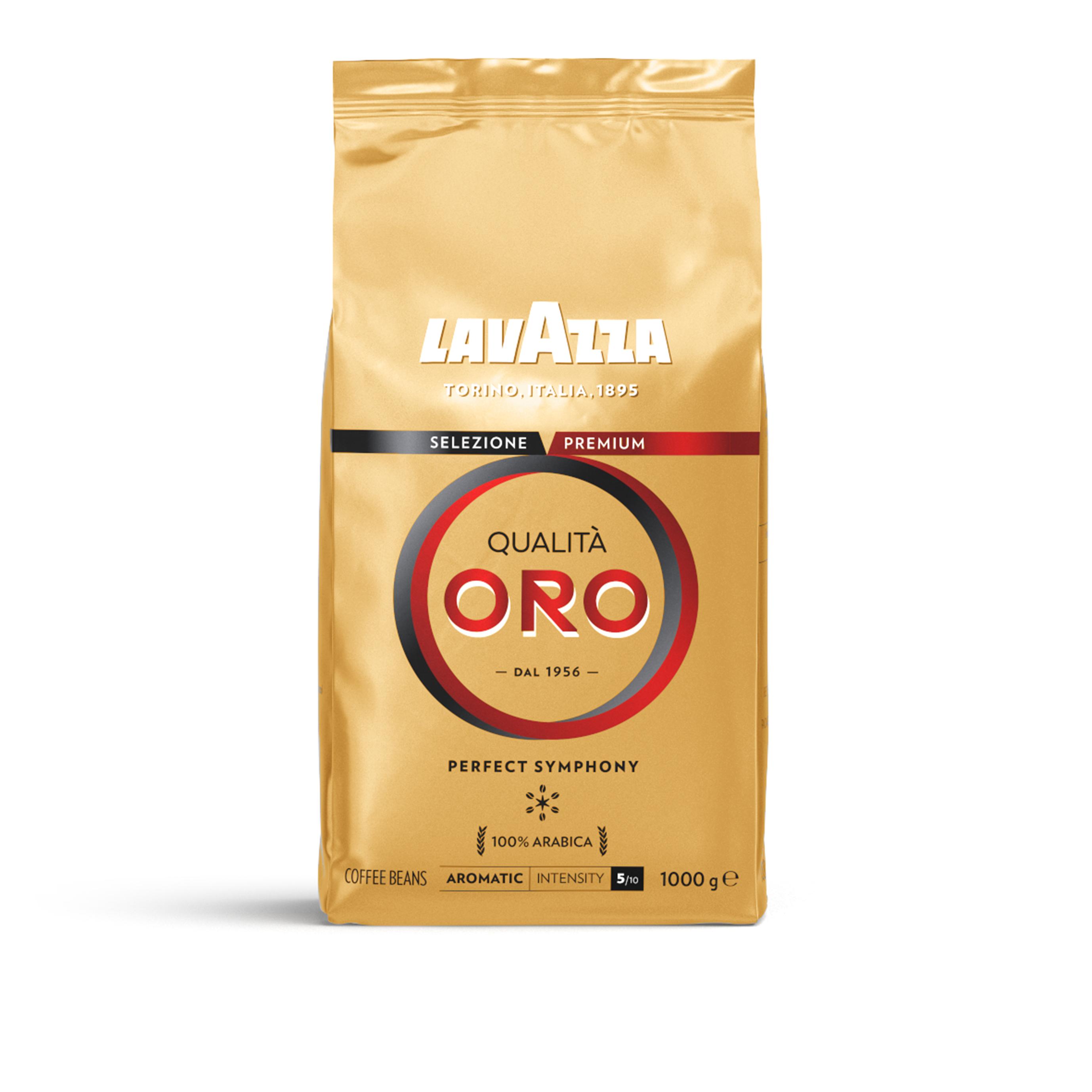 БЕЗ БРЭНДА Кофе зерновой Оро Lavazza