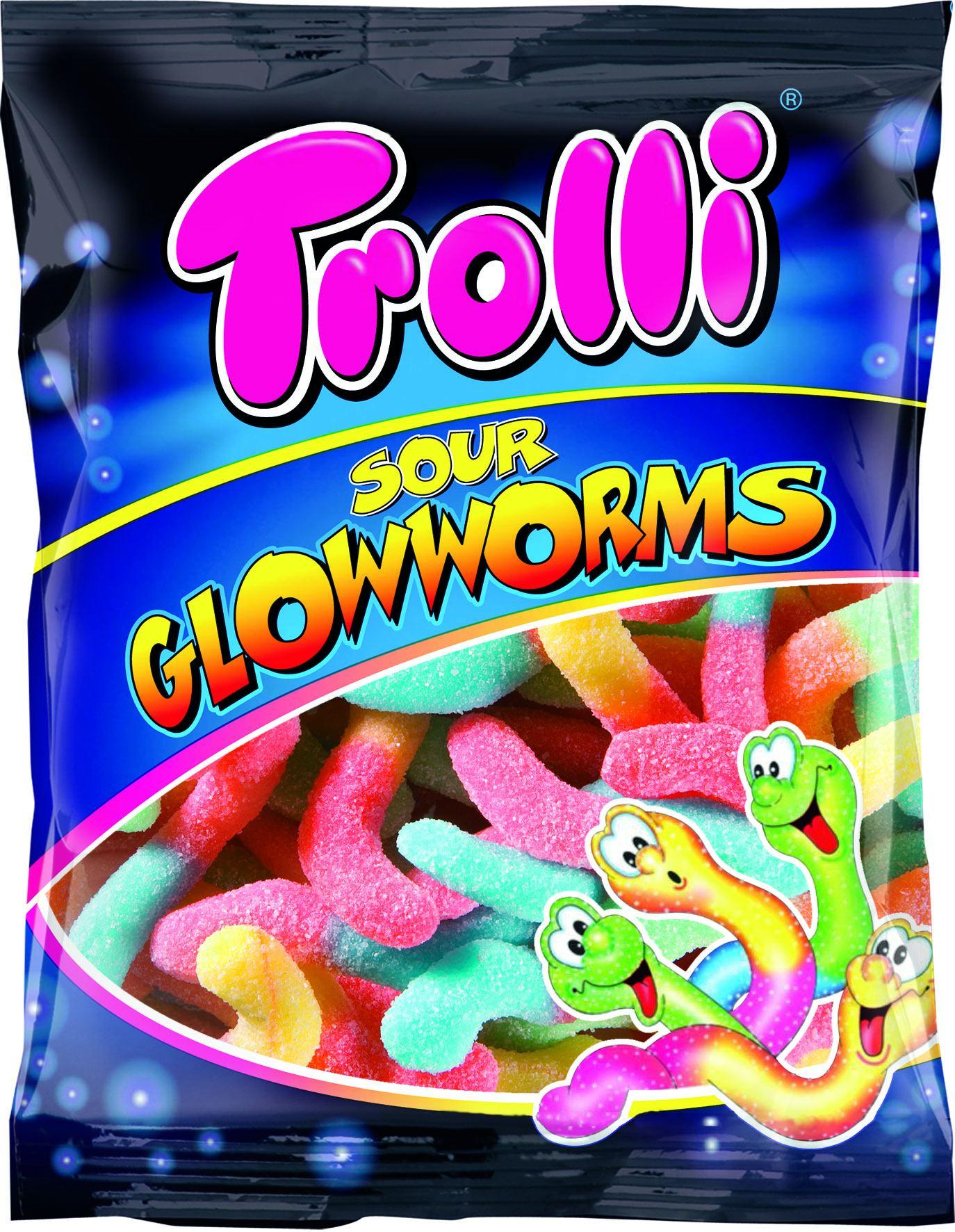 Мармелад жевательный Кислые светлячки Trolli