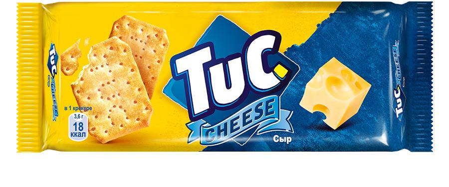 Крекер с сыром Tuc