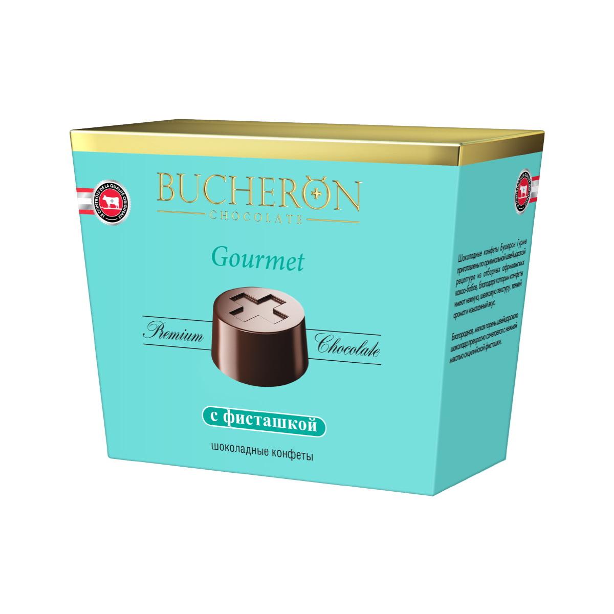 БЕЗ БРЭНДА Конфеты шоколадные Gourmet с фисташкой Bucheron набор конфет bucheron gourmet с фисташкой 180 г