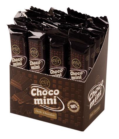 Темный шоколад Elit