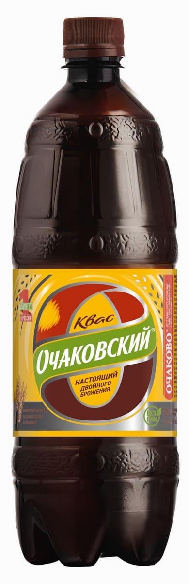 Фото - Очаковский Квас Очаковский лидский квас квас лидский темный