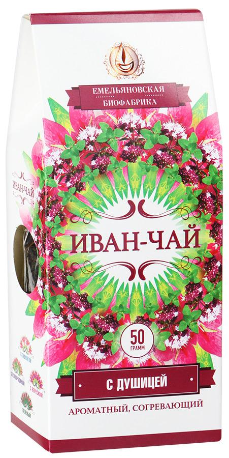чай Иван чай Напиток чайный ферментированный с душицей Иван-чай