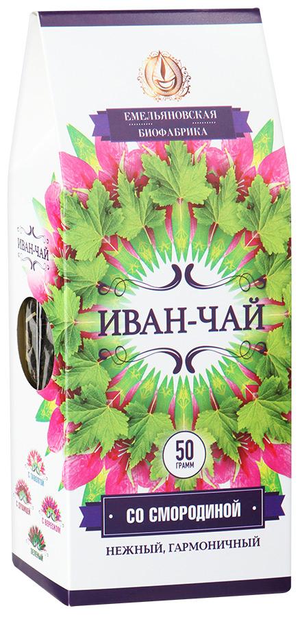 чай Иван чай Напиток чайный ферментированный с листьями смородины Иван-чай