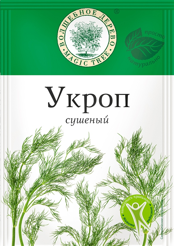 Волшебное дерево Укроп сушеный Люкс