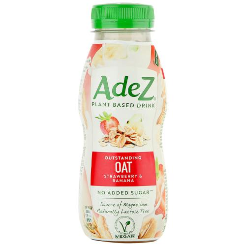 Молоко Овсяное клубника/банан AdeZ