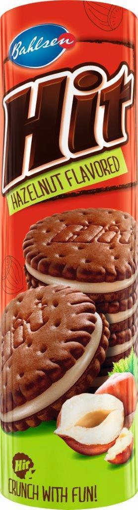 Печенье-сэндвич Хит Лесной орех Bahlsen