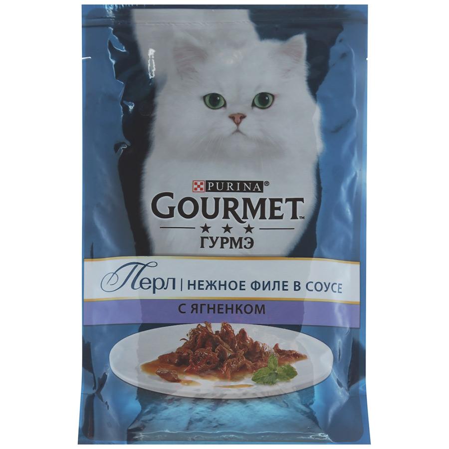 Фото - Gourmet Корм для кошек Ягненок в подливе Gourmet Perle antonio sotos gourmet перец паприка красный молотый сладкий antonio sotos gourmet