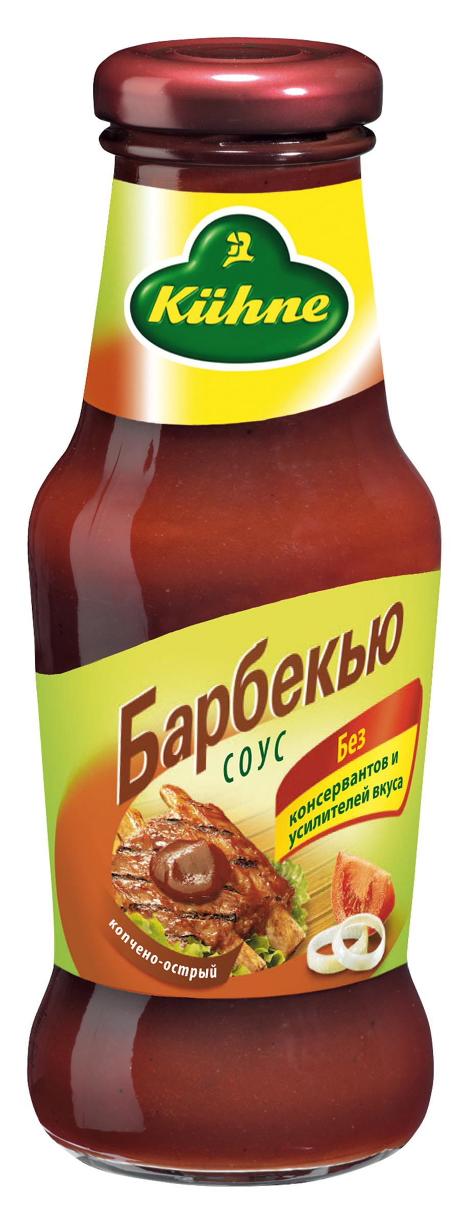 Кюне Соус Барбекью Kuhne кюне огурцы маринованные сладкие медово пряные kuhne