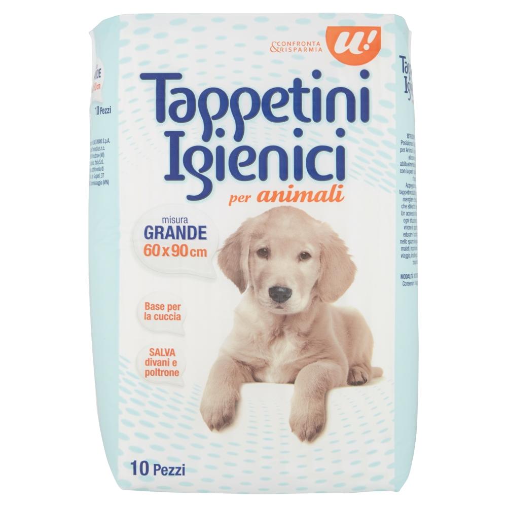 Гигиенические пеленки для домашних животных 10шт U!
