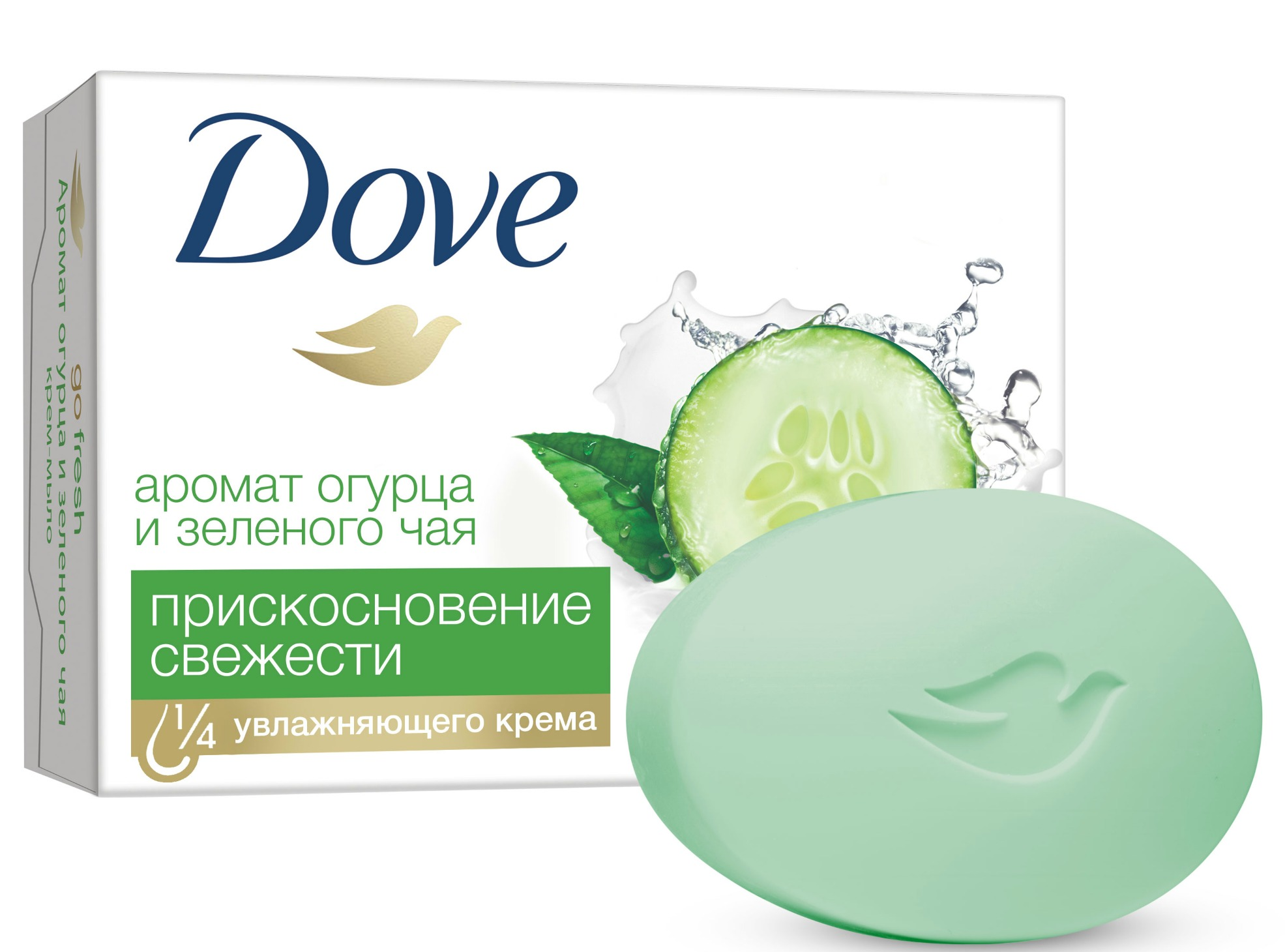 Дав Крем-мыло Прикосновение свежести Dove