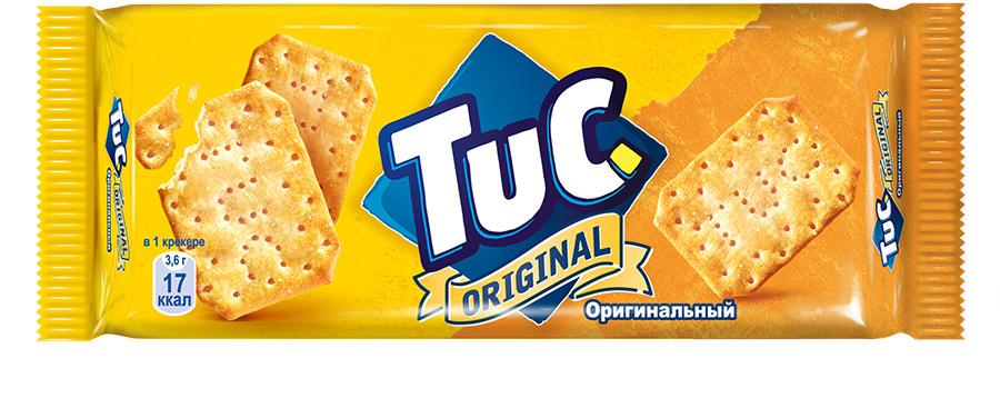 Крекер с солью 100г Tuc