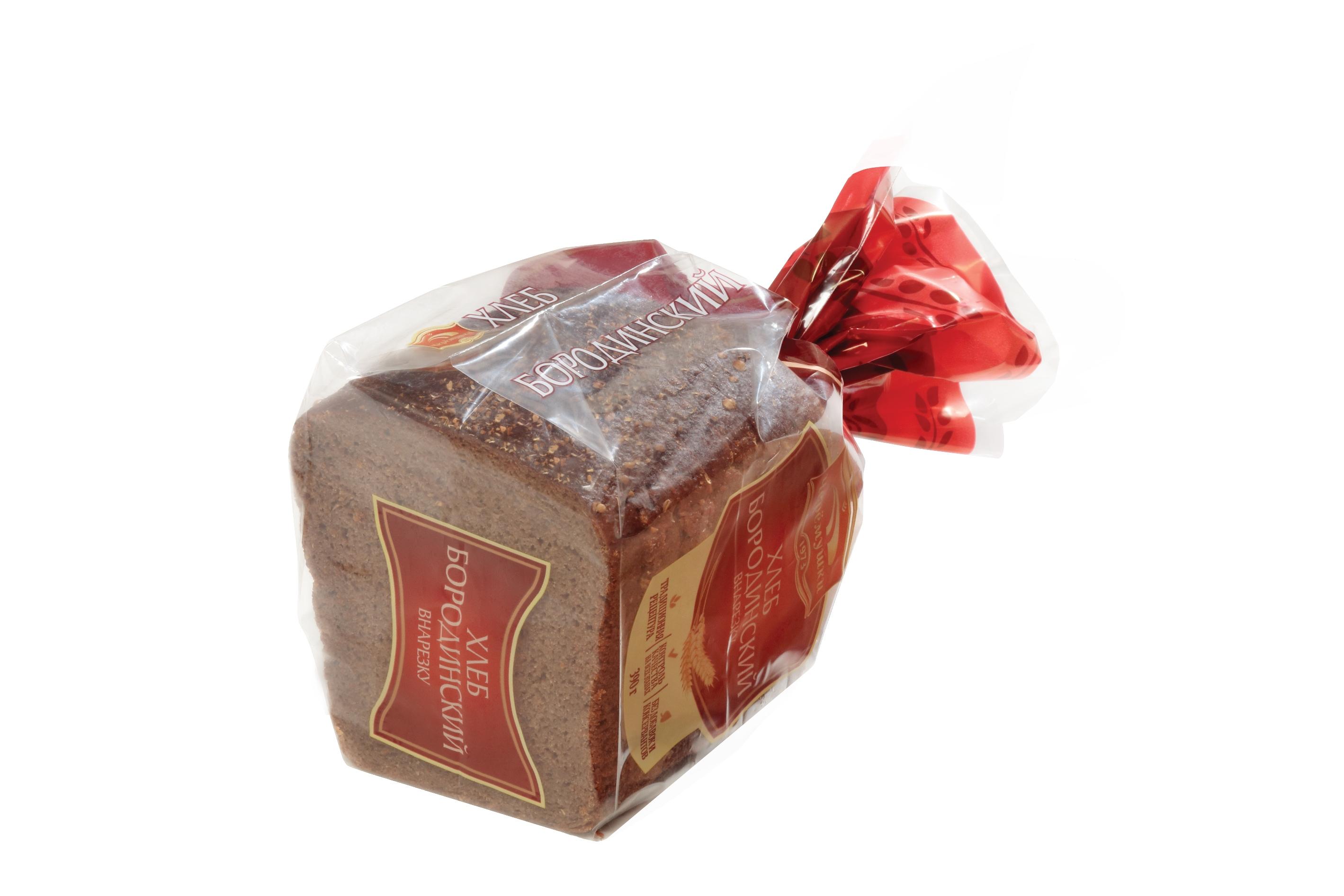 Хлеб Бородинский половина нарезка Черемушки