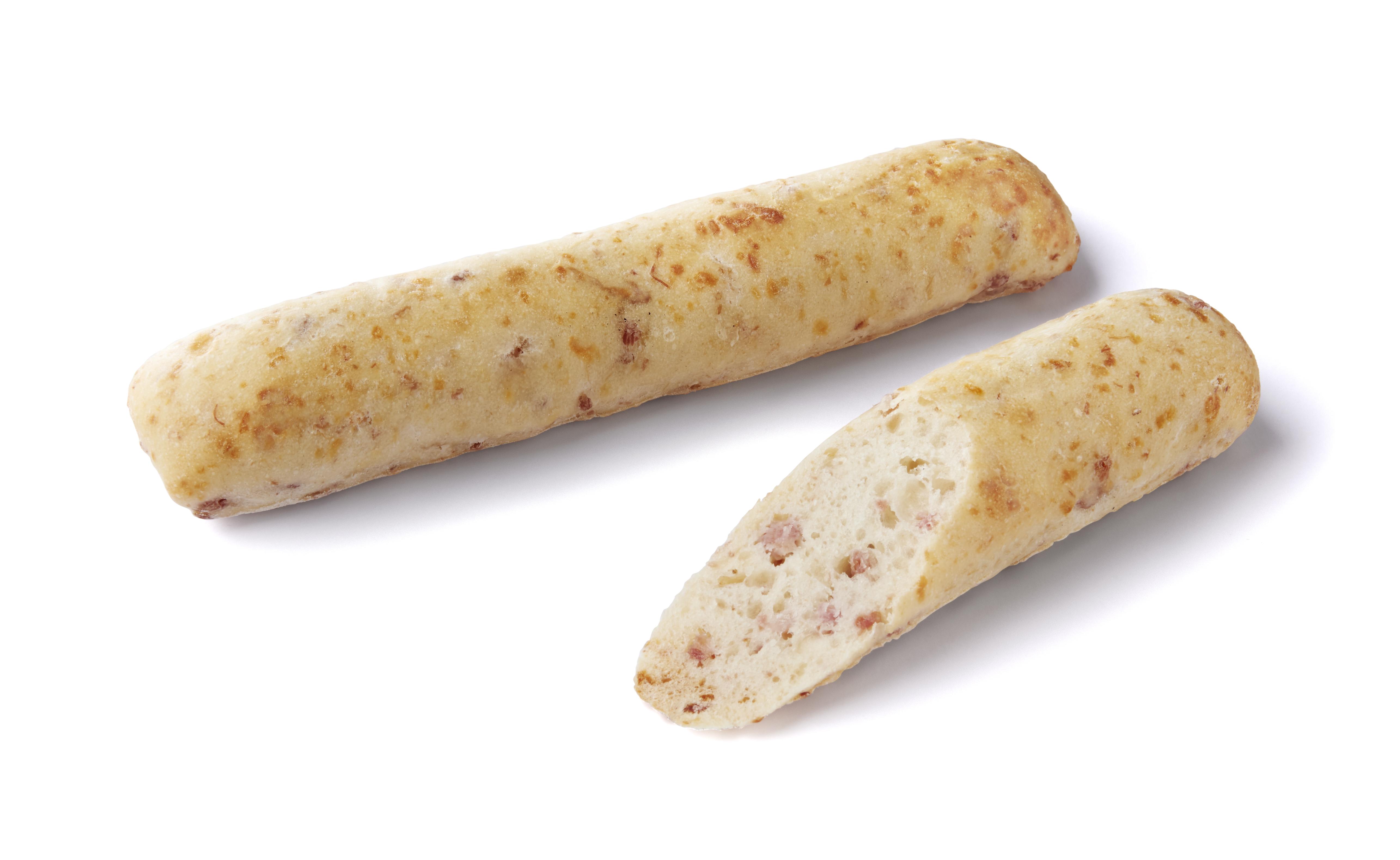 Батончик b'break с бекономи и сыром эмменталь bridor