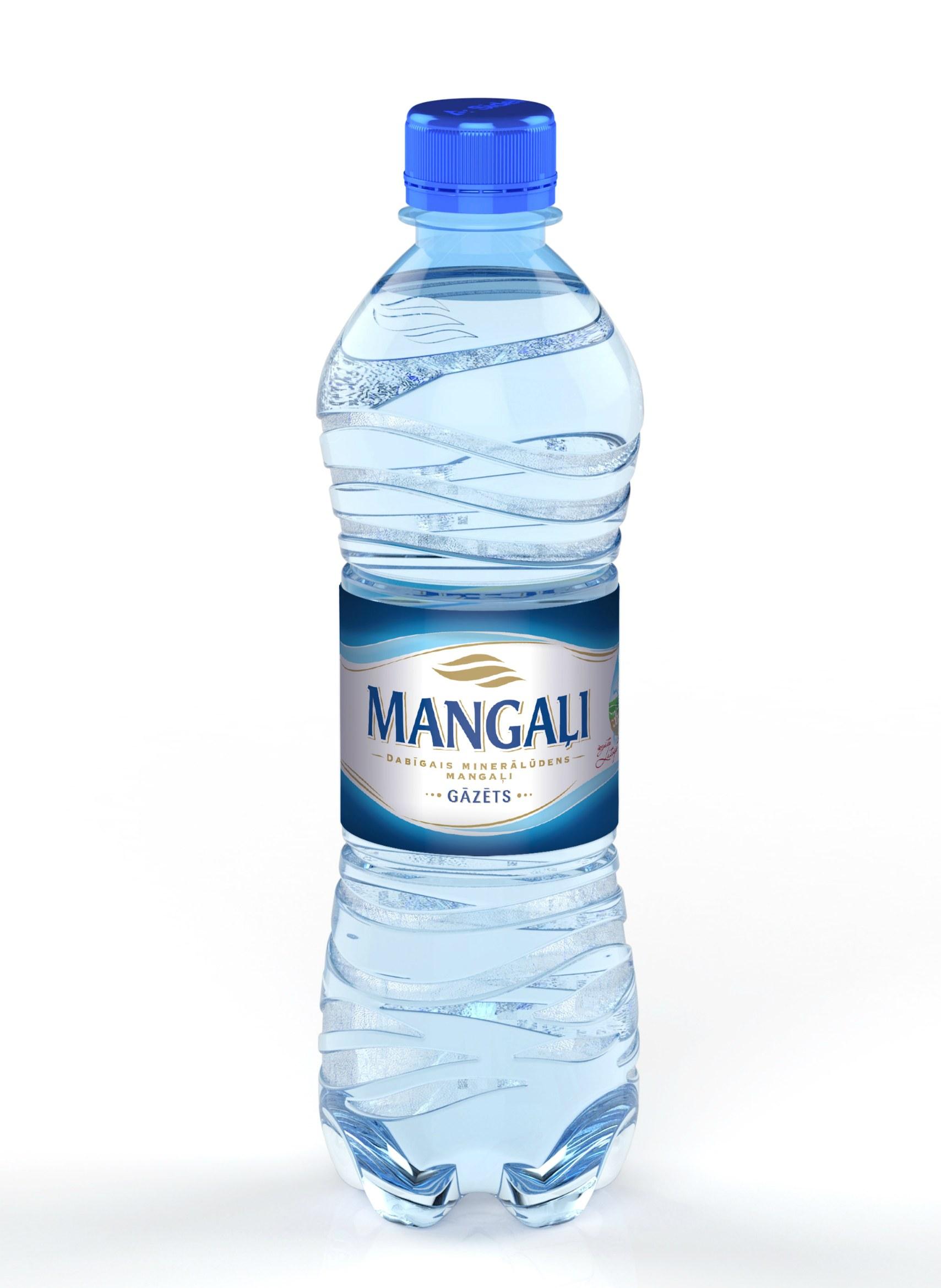 БЕЗ БРЭНДА СИ - Вода газированная минеральная природная питьевая леч.-стол. 0.5 л. Mangali недорого