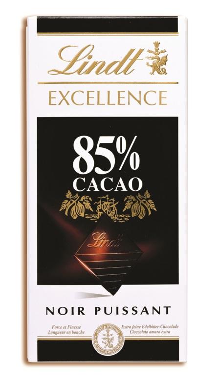 Шоколад Экселленс 85% Lindt
