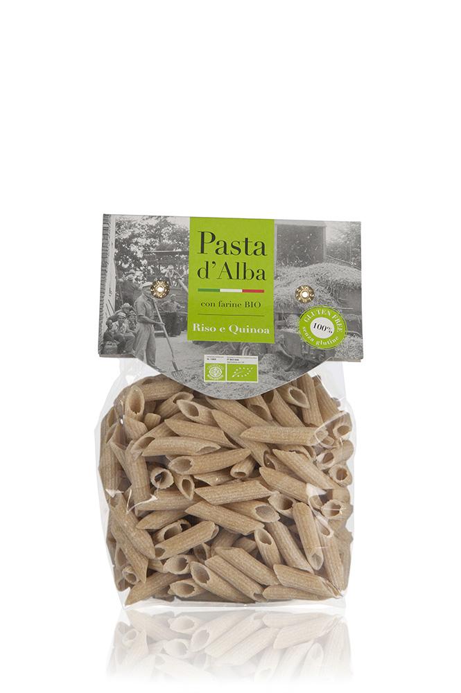 Pasta D Alba Изделия макаронные Пенне из рисовой муки/муки киноа Pasta D Alba