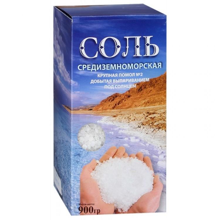 Соль Мёртвого Моря Соль Мертвого моря крупная