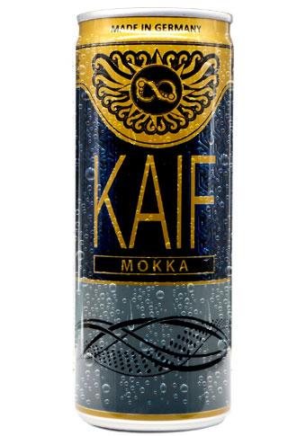 Напиток Мокка кофеиносодержащий со вкусом мокко Kaif