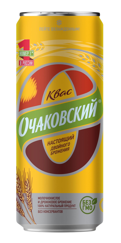 Квас Очаковский 0.5 л.