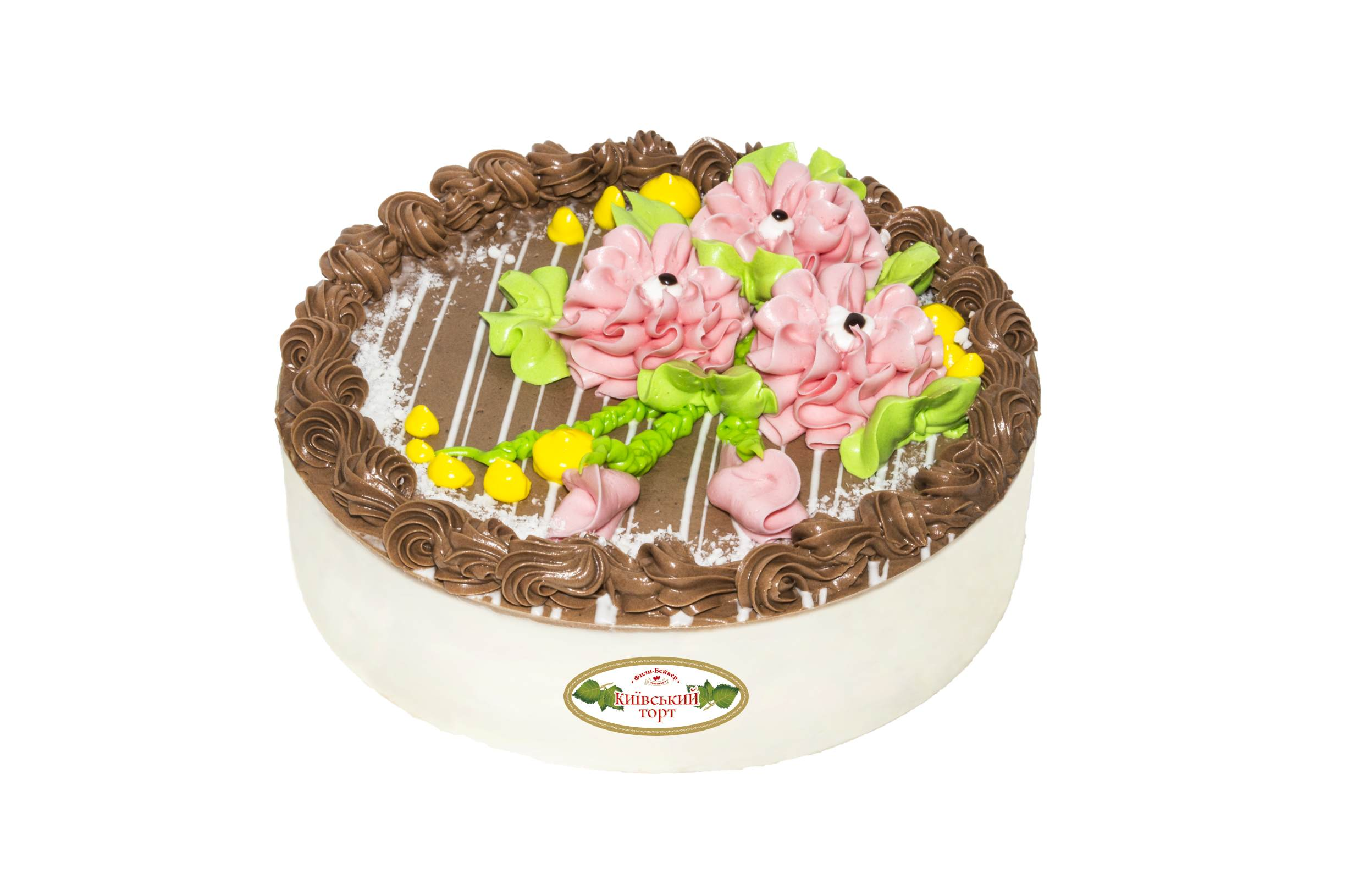 Торт Новый киевский Фили-Бейкер