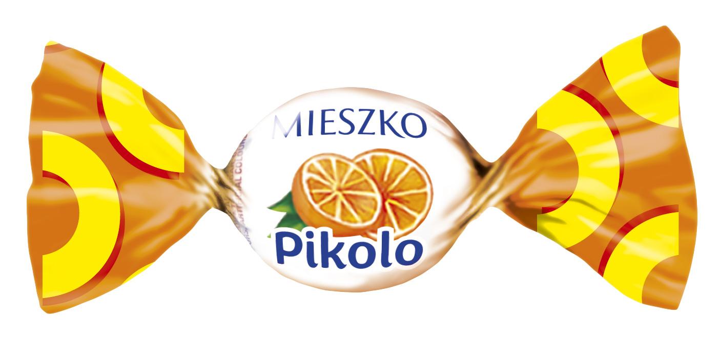 Карамель Pikolo Fruit / Pikolo Candies микс леденцов вес Mieszko