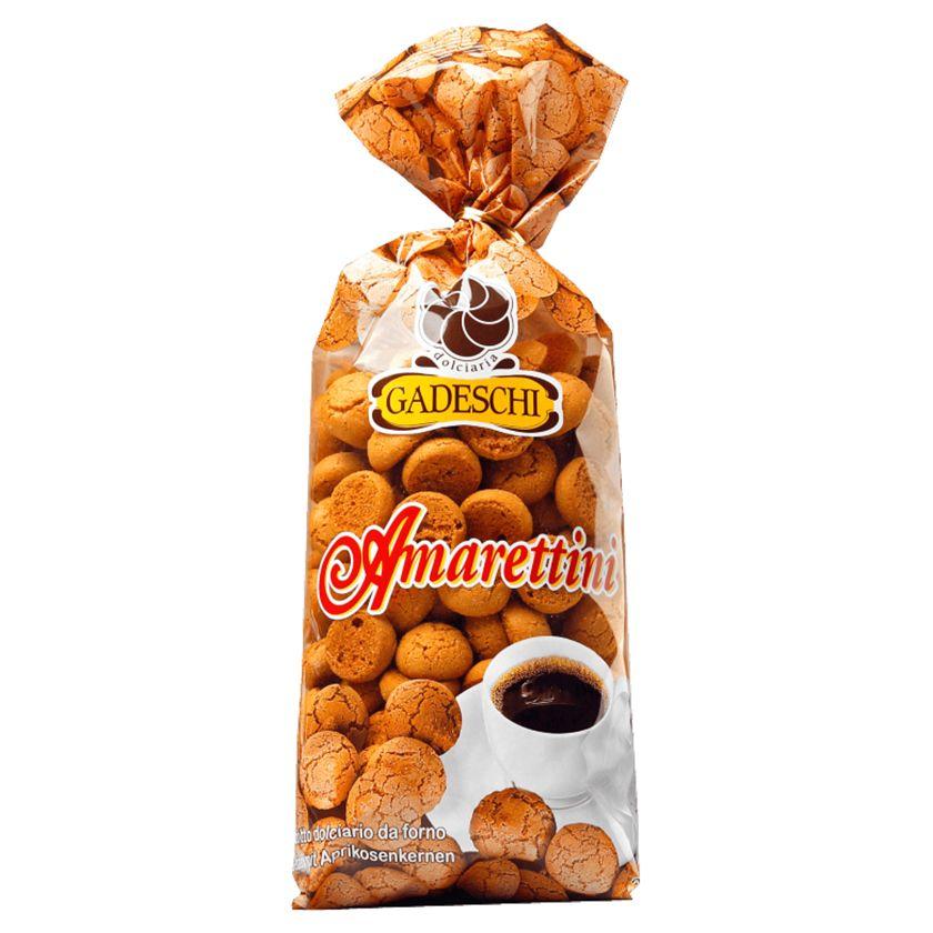 Печенье Амареттини сдобное абрикос Dolciaria GadeschI