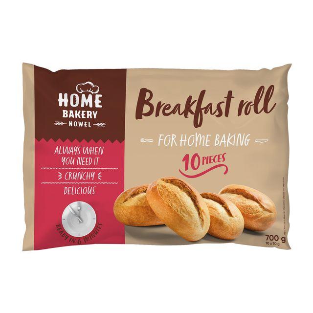 СИ-булочка выпеч.зам для завтрака 700г Home Bakery