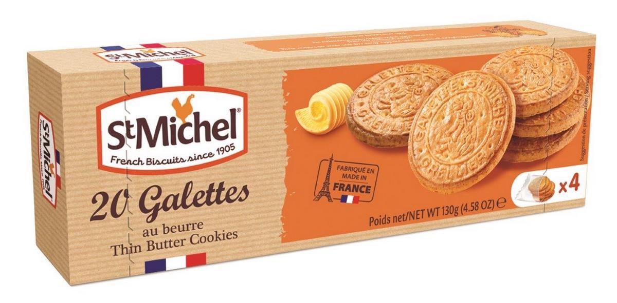 Печенье сливочное Традиционне StMichel