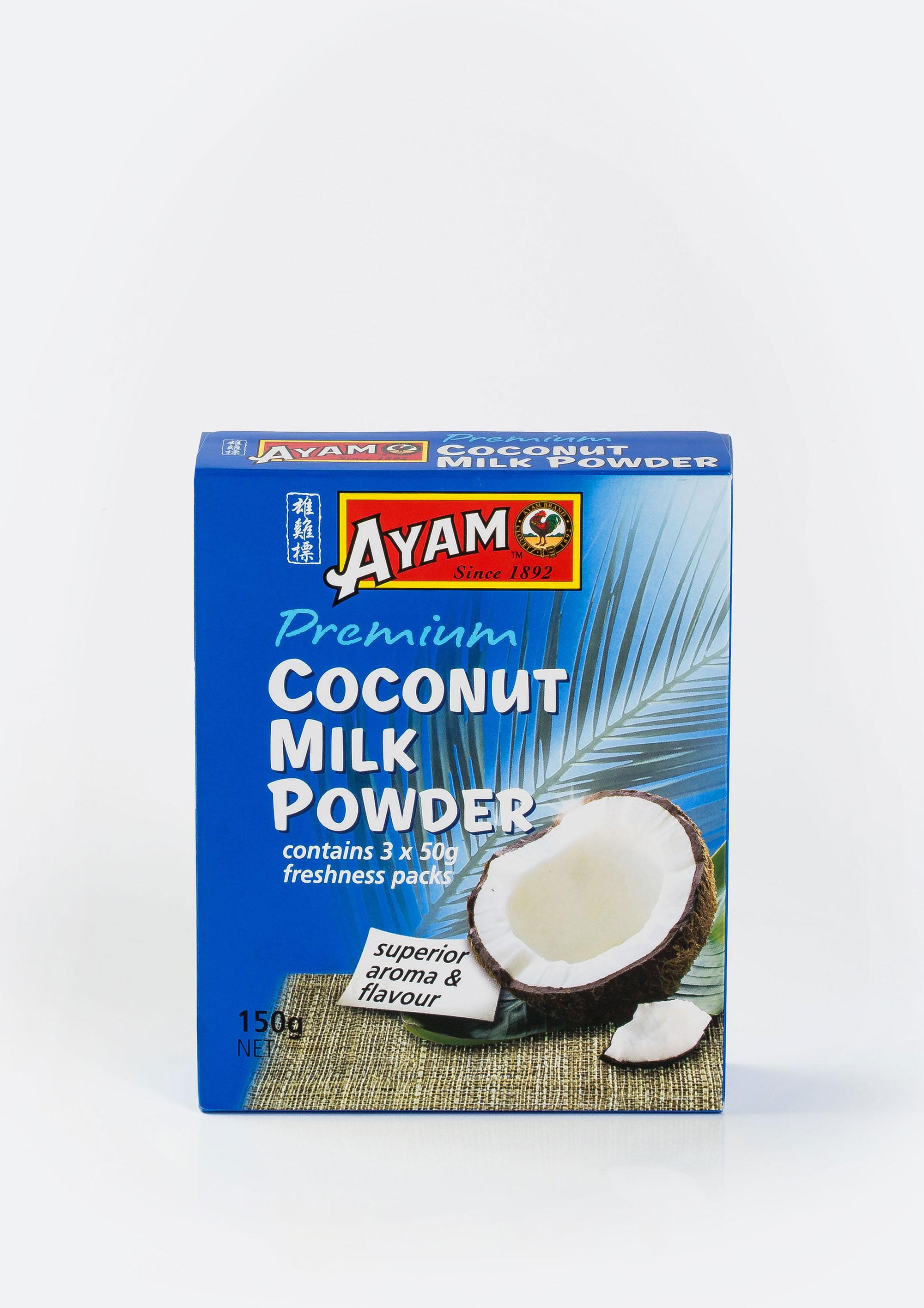 Сухое кокосовое молоко AYAM Малайзия