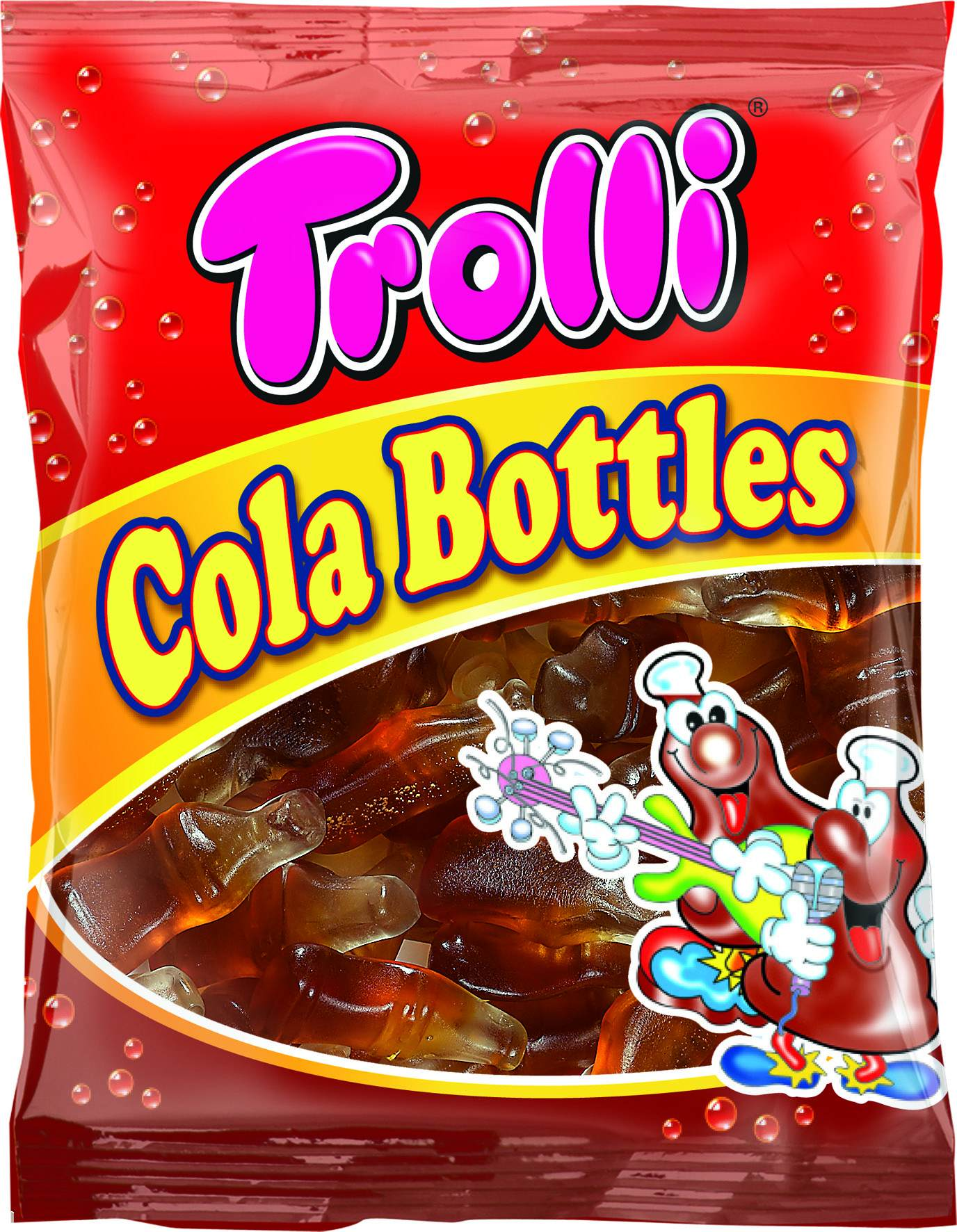 Мармелад жевательный вкус колы Trolli