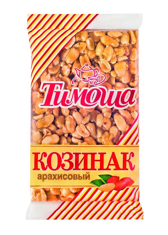 Козинак арахисовый Тимоша