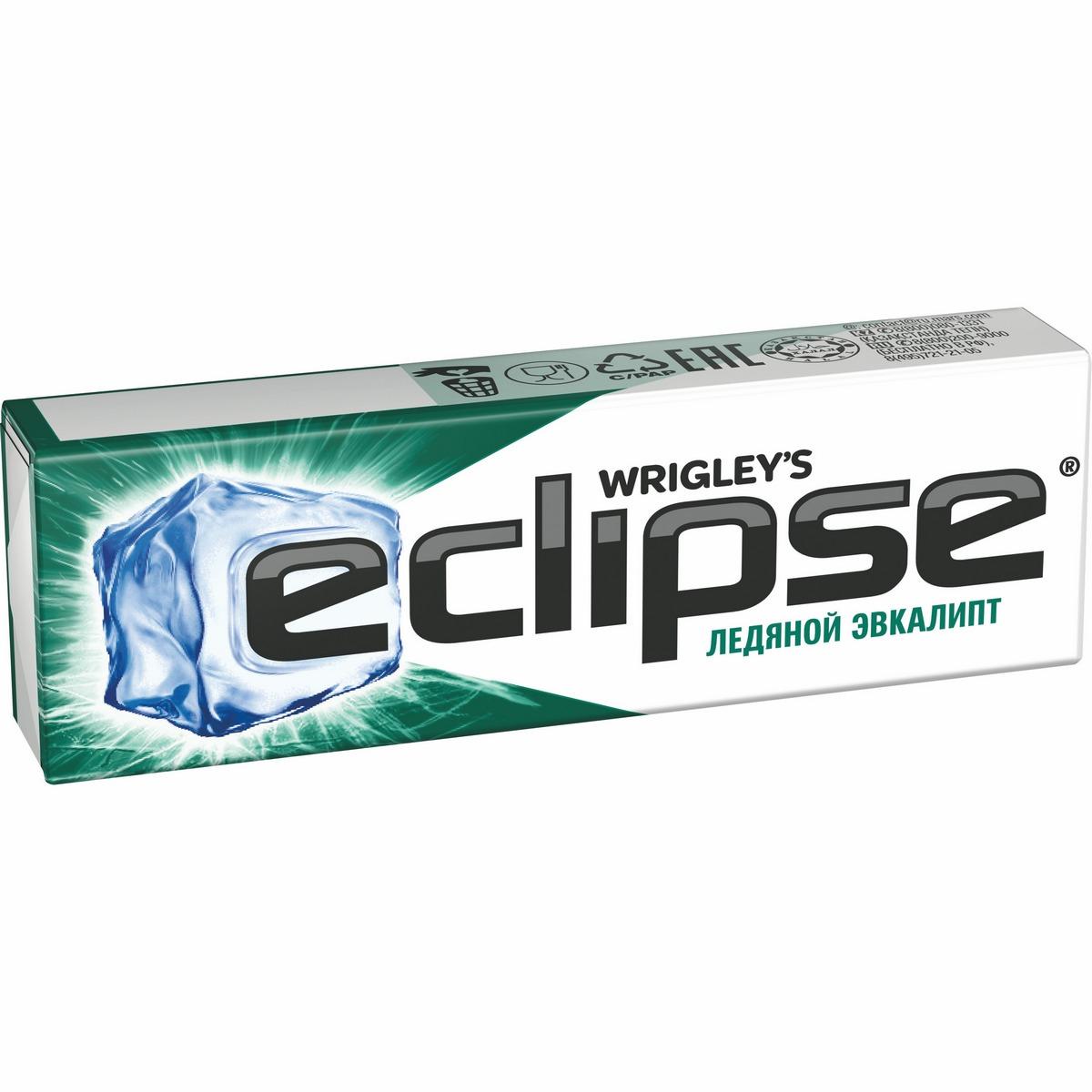 Жевательная резинка Ледяной Эвкалипт Eclipse