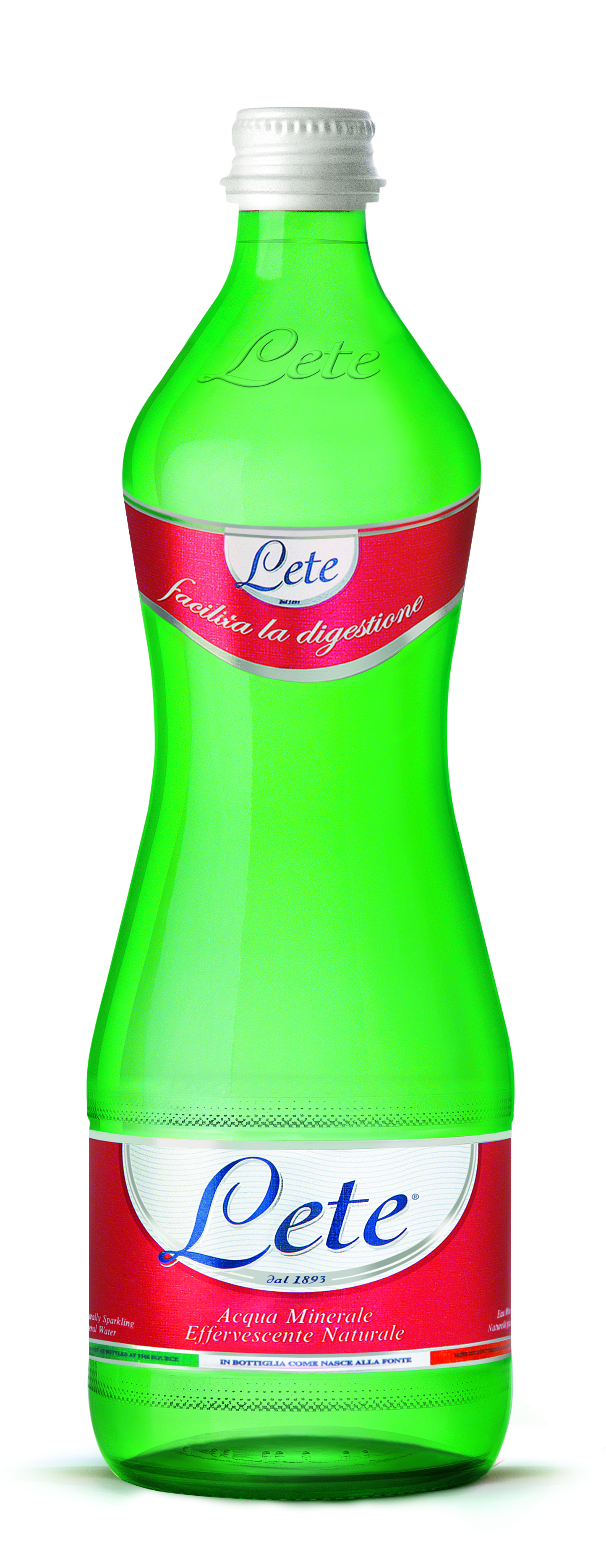 БЕЗ БРЭНДА Вода газированная природная минеральная Lete 0.75 л. недорого