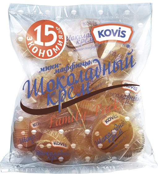Мафины-мини шоколад Kovis