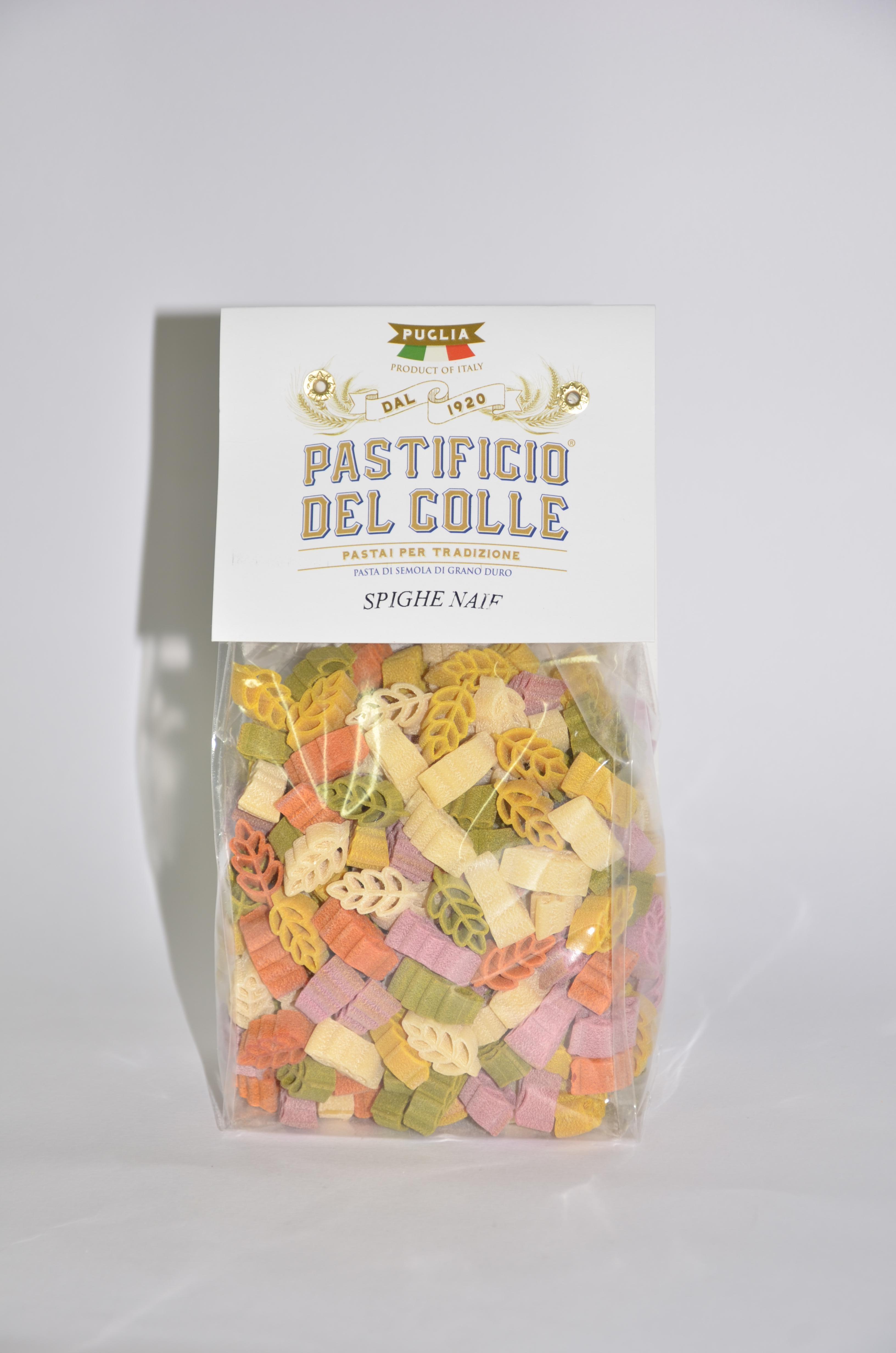 Макароны из твердых сортов пшеницы Листья Pastificio del Colle