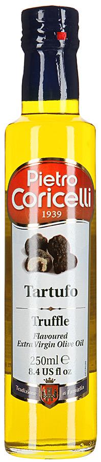 БЕЗ БРЭНДА Масло оливковое Extra Virgin aромат трюфеля Pietro Coricelli S.P.A.