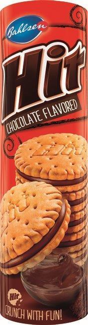БЕЗ БРЭНДА Печенье-сэндвич Хит Какао Bahlsen печенье bahlsen choco leibniz