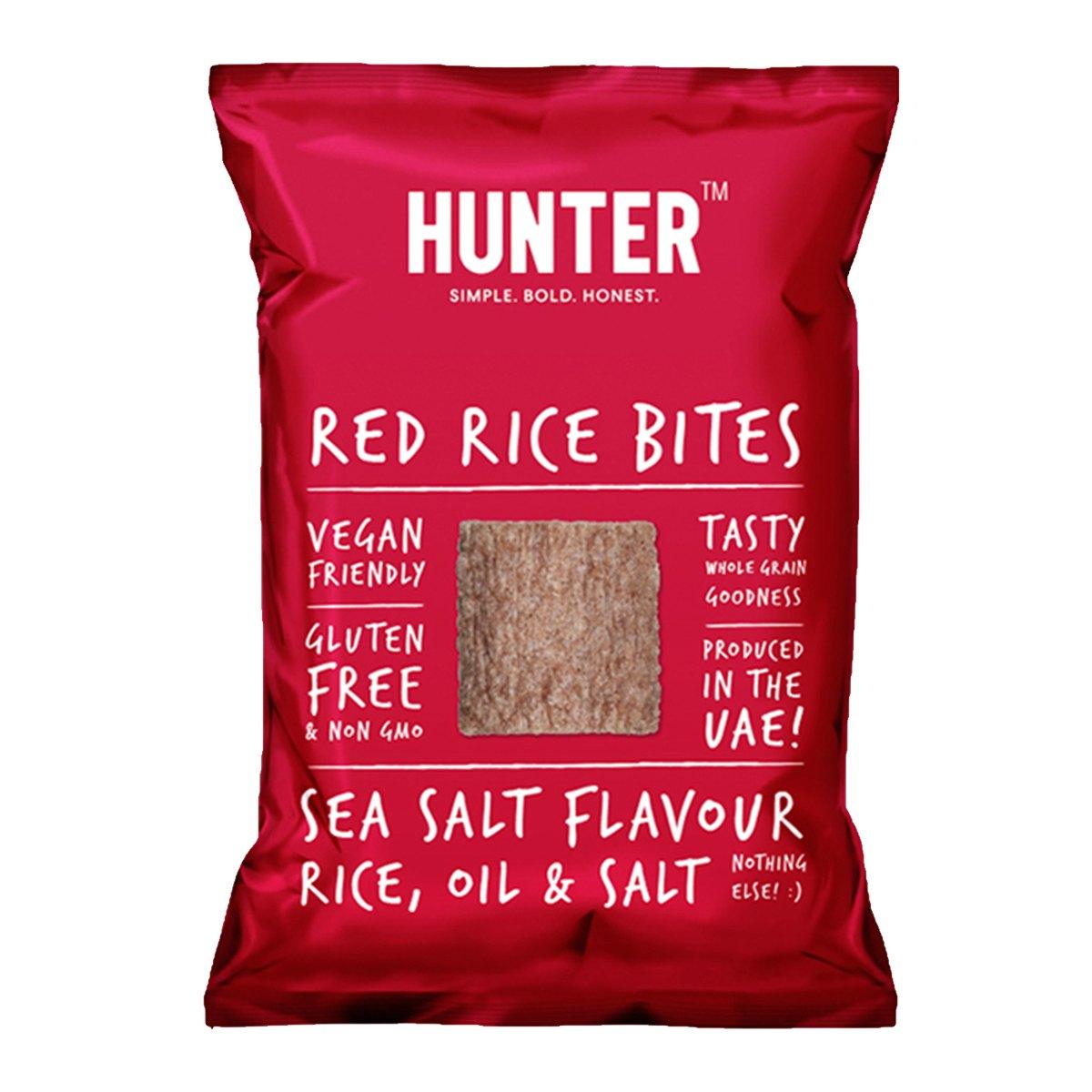 Чипсы рисовые цельнозерновые Hunter