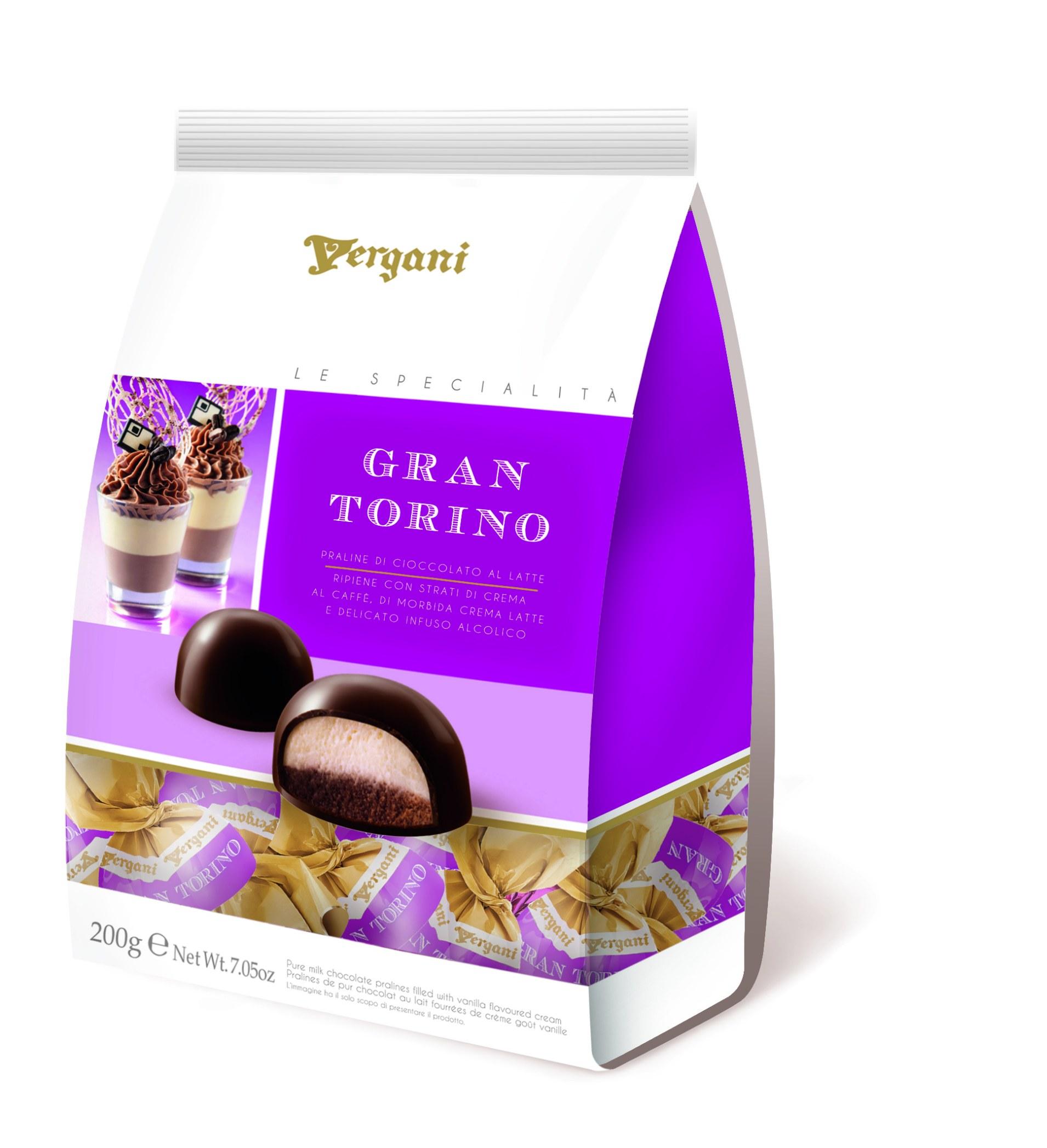 Конфеты шоколадные Гран Торино Secondo Vergani Spa