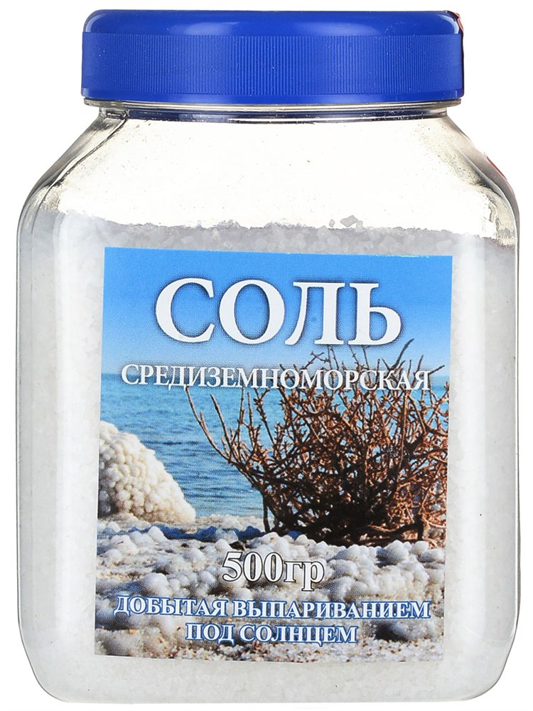 Соль Мёртвого Моря Соль Мертвого моря мелкая Ваше Здоровье