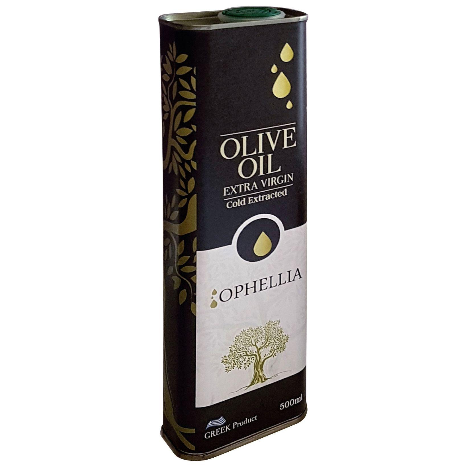 БЕЗ БРЭНДА Масло оливковое нерафинированное Extra virgin oil Ophellia